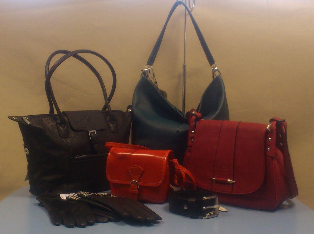 Grand ou petit format, porté main ou porté travers, la Maison Fichet répond à tous les usages du sac