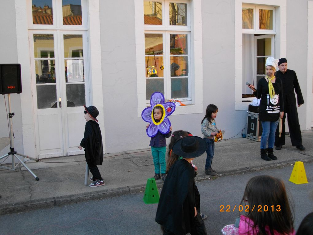 Carnaval at school