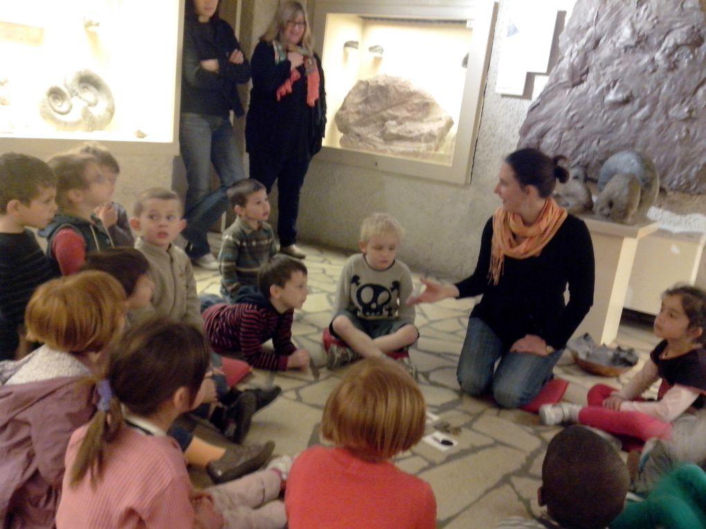Notre visite au musée de MILLAU