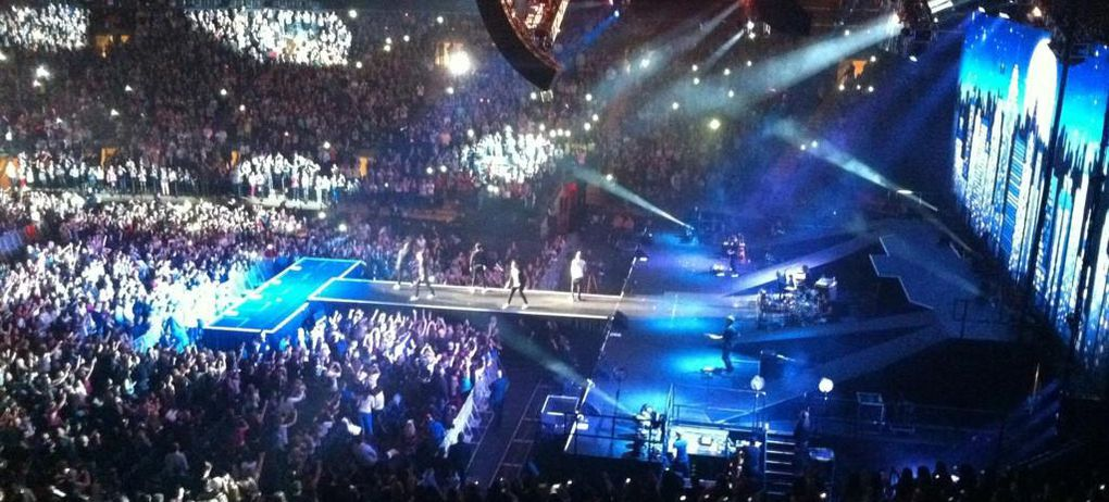 Chrysler Buiding & Sporty events or Music Shows at the Madison Square Garden
