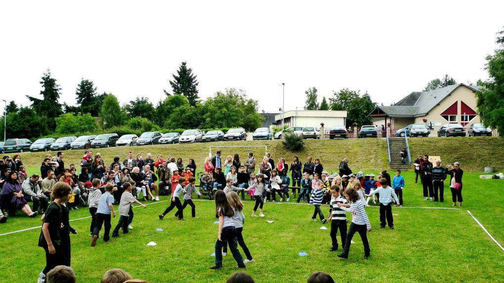 Une fête d'école très réussie