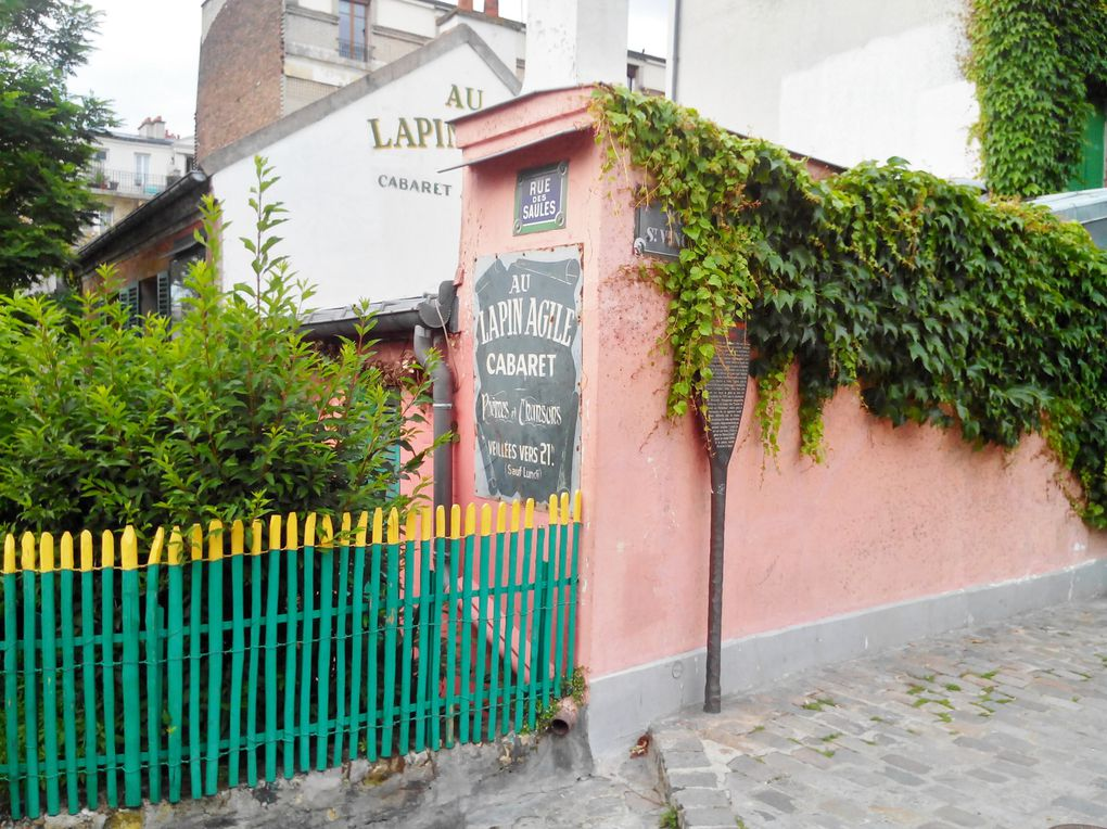 Loft à vendre à montmartre rue saint Vincent