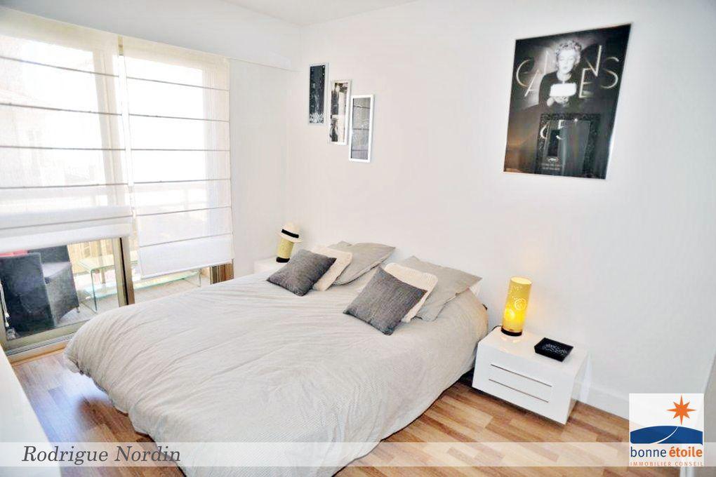 A vendre appartement de 65 m2 à Cannes Bonne étoile immobilier