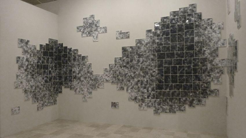 vues de l'oeuvre Abîmes dans l'exposition