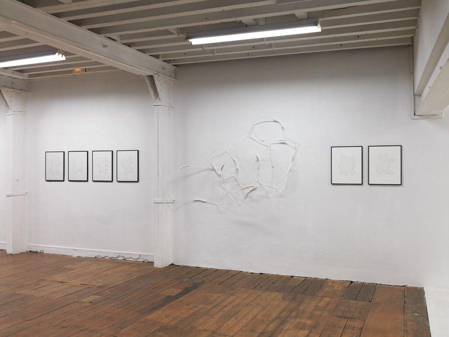 Vues de l'exposition - photos : Nicolas Pfeiffer