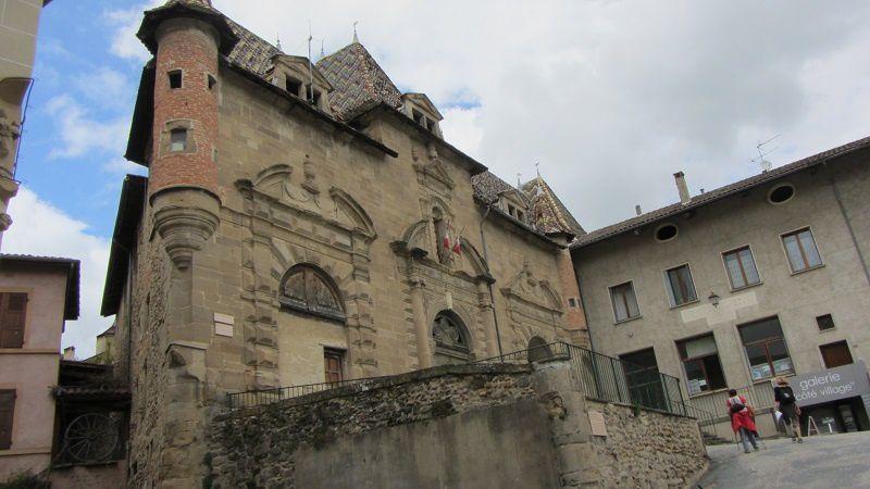 Une petite virée à St Antoine l'Abbaye