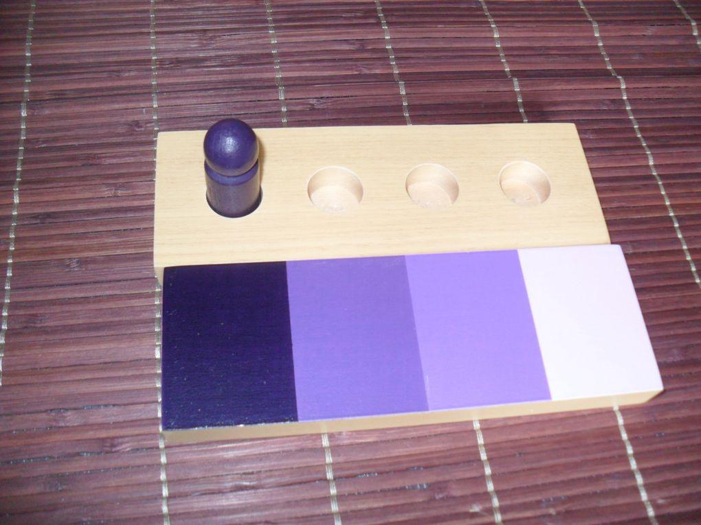 Boîte de dégradés de couleurs