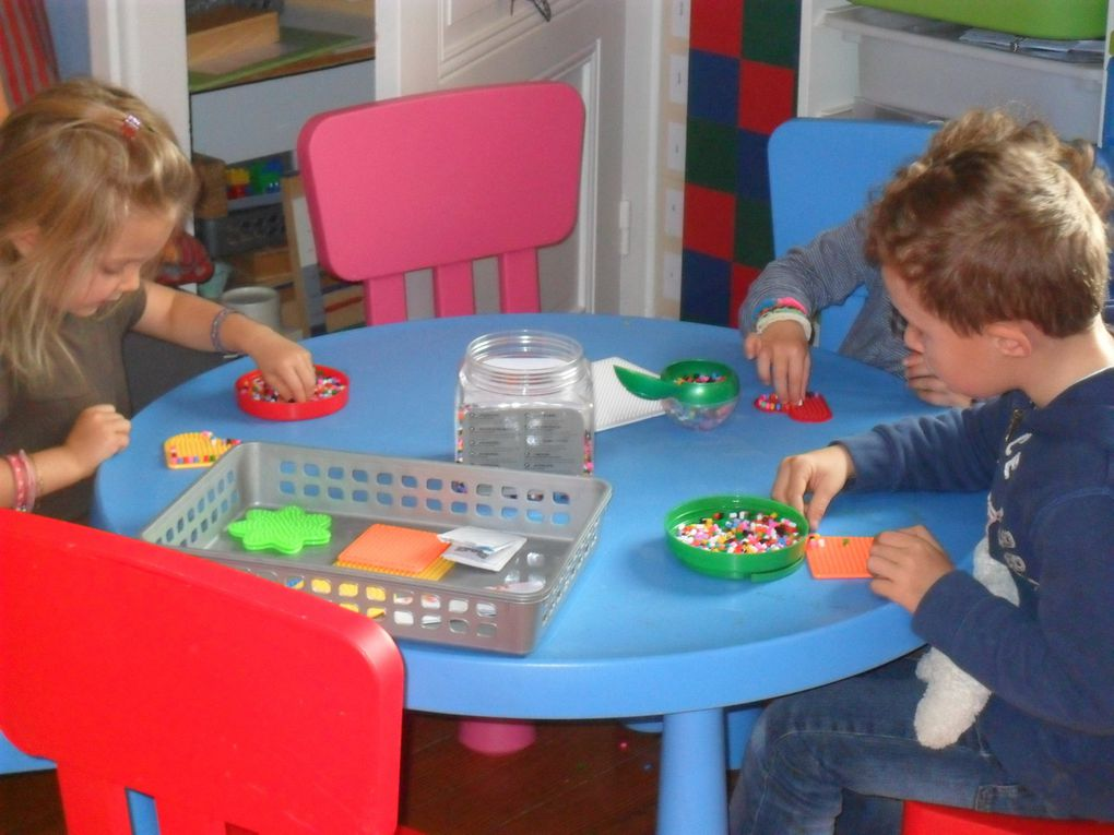 Ateliers 3/6 ans (photos)