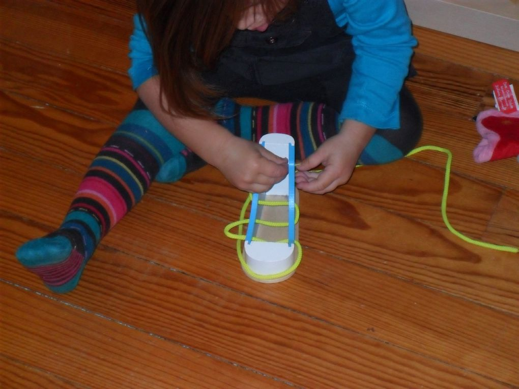 Ateliers Montessori 3/6 ans