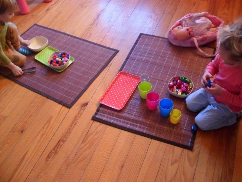 Atelier Montessori 3/6 ans des vacances de Noël