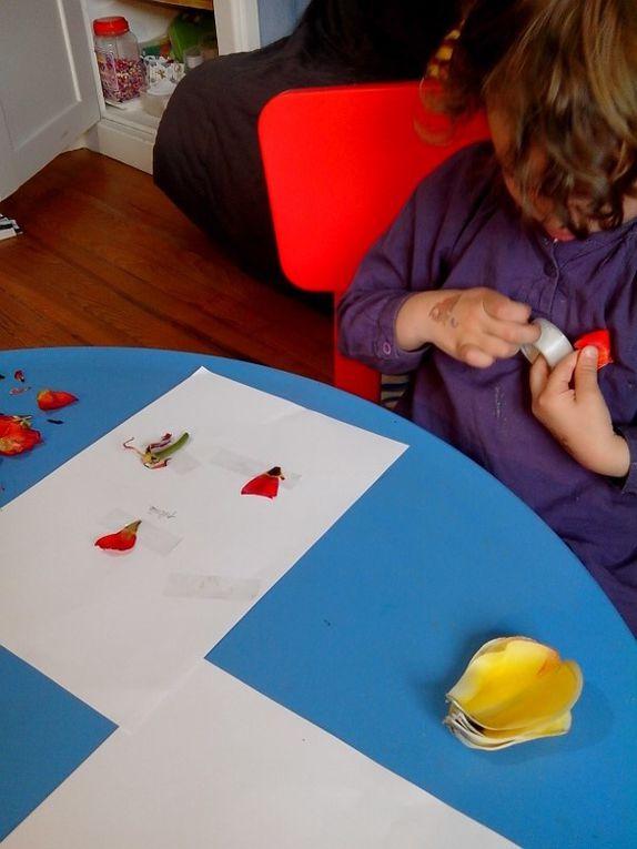 Ateliers Montessori du mercredi