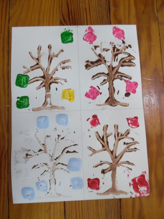 Stage Montessori 3/6 ans, l'automne (4)
