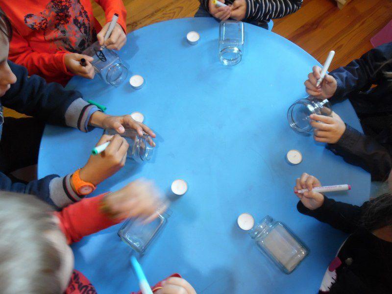Stage Montessori 7/12 ans, l'automne