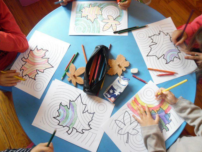 Stage Montessori 7/12 ans, l'automne (2)