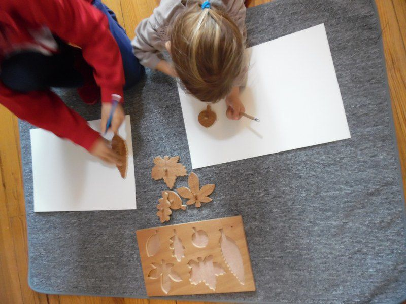Stage Montessori 7/12 ans, l'automne (3)