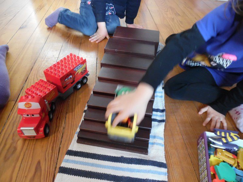 Atelier Montessori 3/6 ans du jeudi 12 novembre