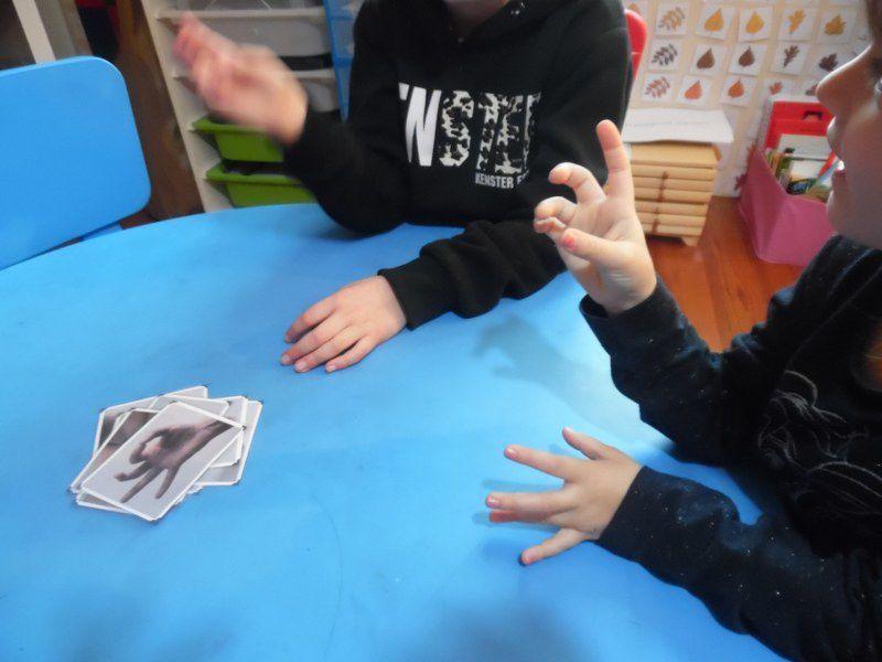 Atelier Montessori 6/9 ans du mercredi