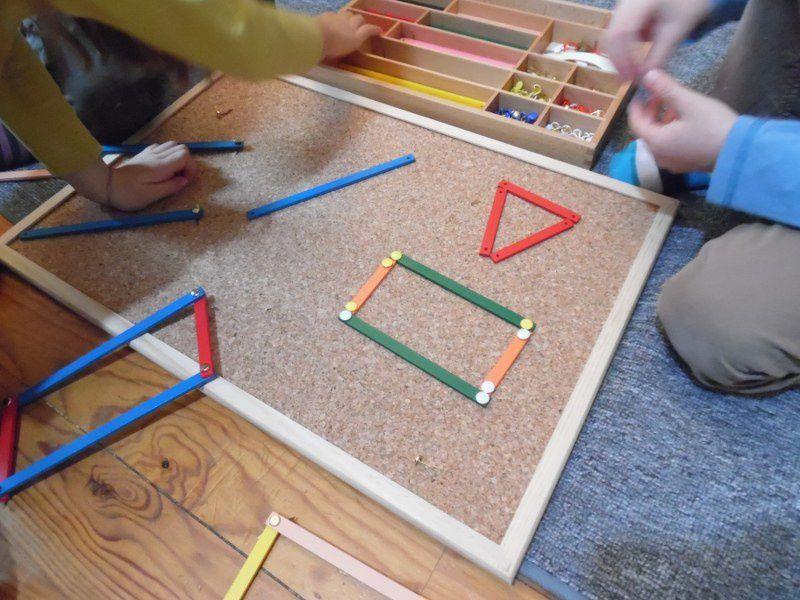 Construire un rectangle (et d'autres formes pour ceux qui le désiraient).
