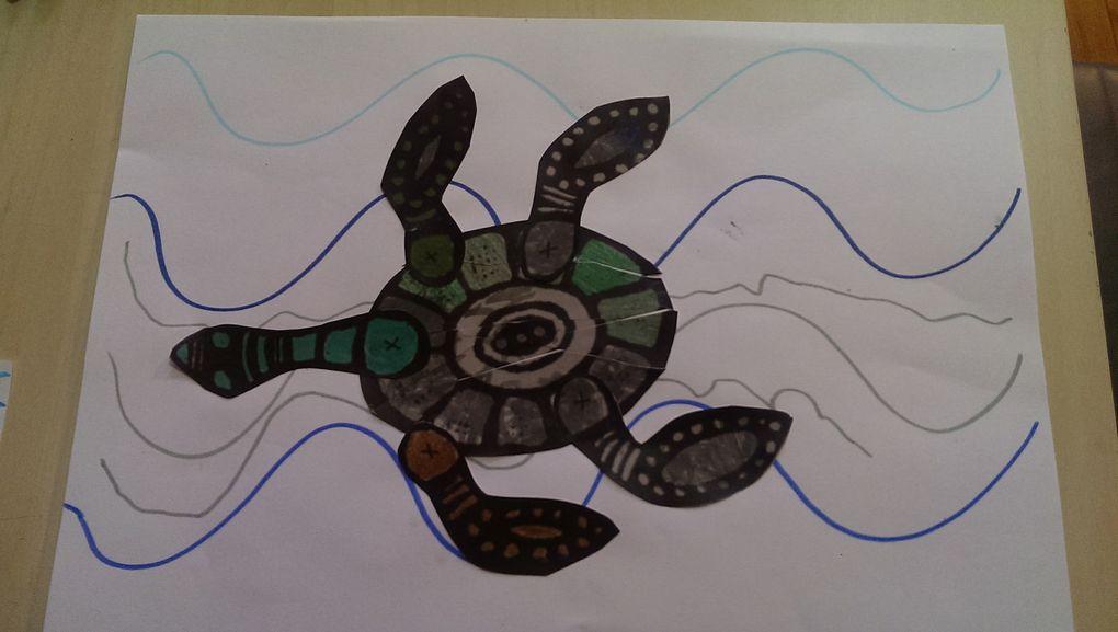 Les tortues (5)
