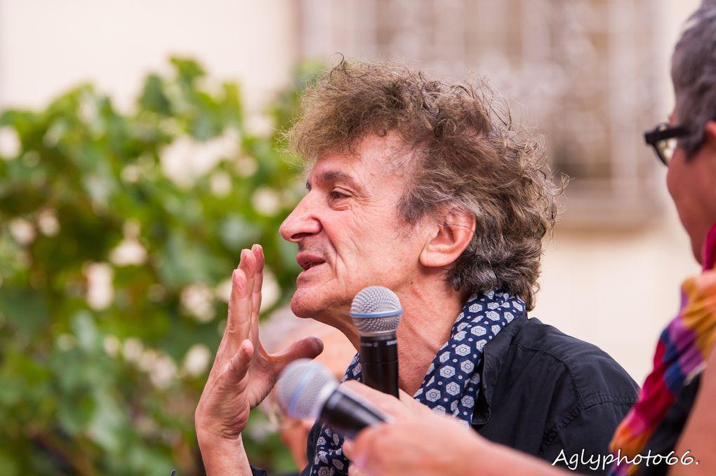 Entretien avec Bernard Revel et Carole Vignaud.