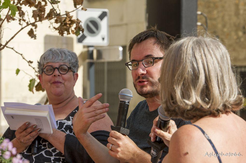 Yan Gauchard répond aux questions de Carole Vignaud et Chantal Lévêque.