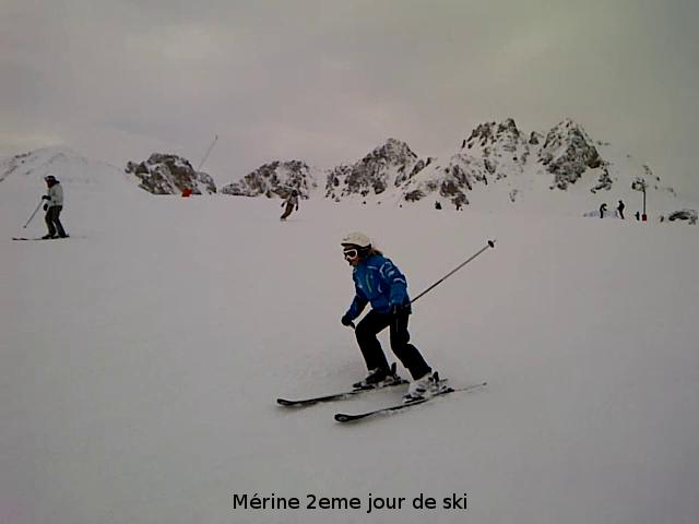 Ski a Tignes
