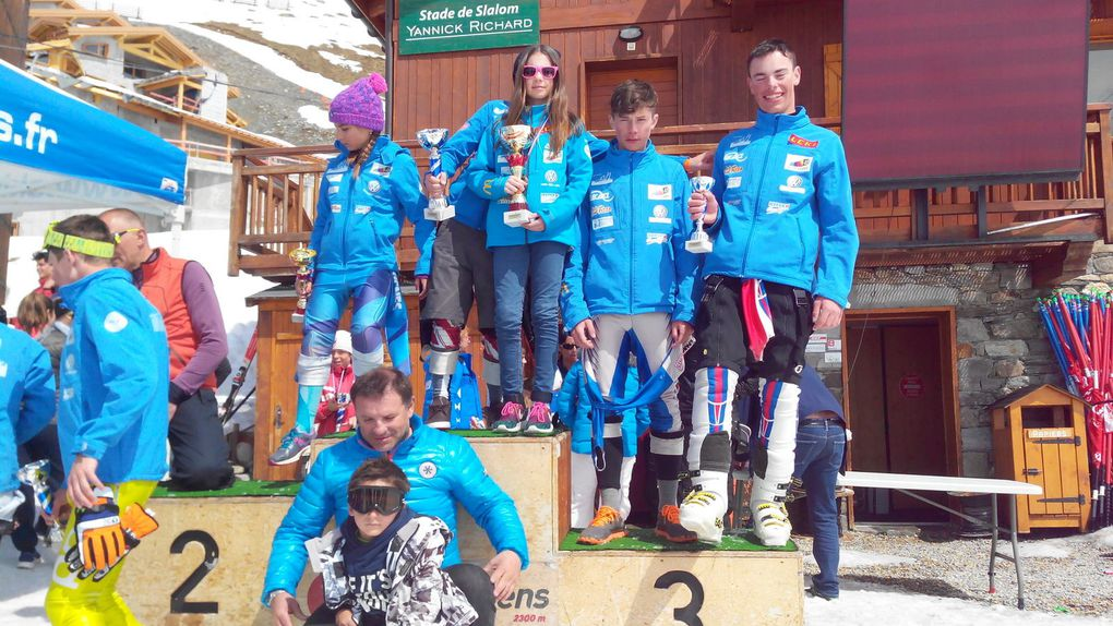 Finale GIRSA Val Thorens