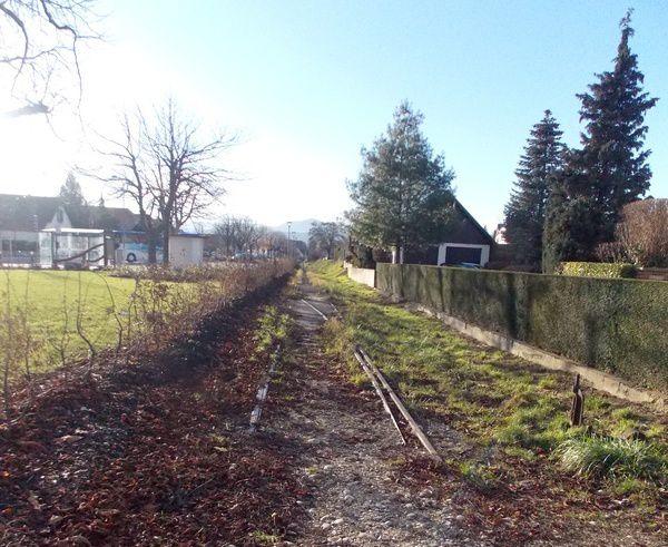 Le chemin de fer Rosheim-Saint-Nabor
