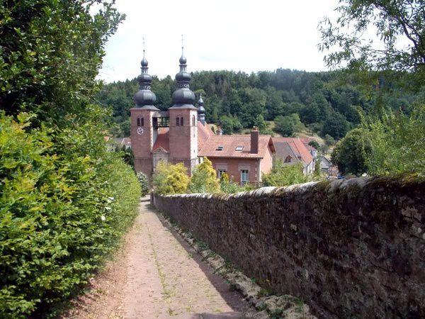 Escapade à Saint-Quirin