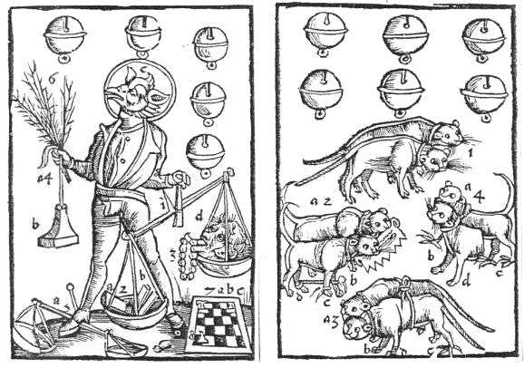 Les jeux de cartes de Thomas Murner