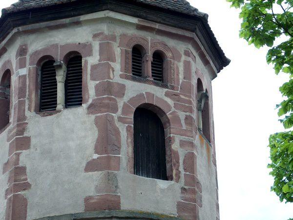 La Chapelle Saint-Ulrich à Avolsheim