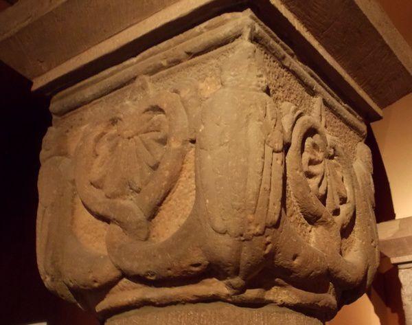 Les chapiteaux de Blaesheim