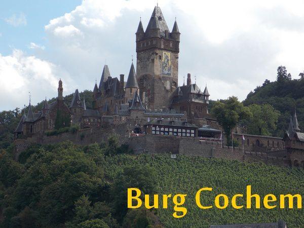 Châteaux de la Vallée de la Moselle