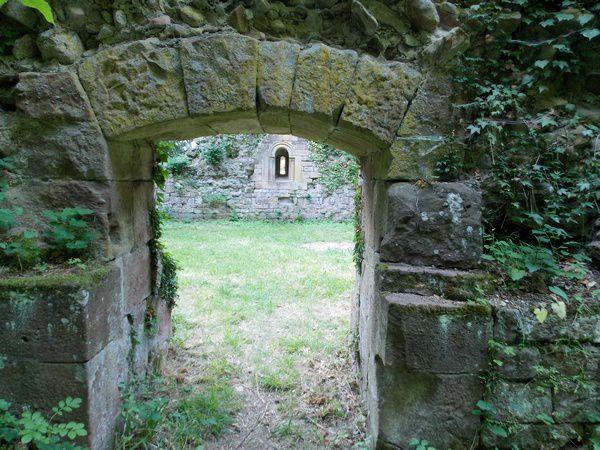 Altkeller, le château d'Ottrott le Bas