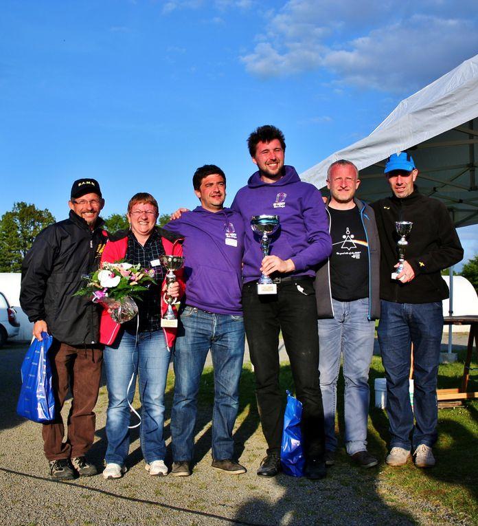 Goulven Mölkky Cup, 3 mai 2014