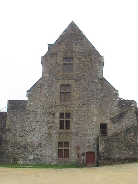 La marche de Bretagne