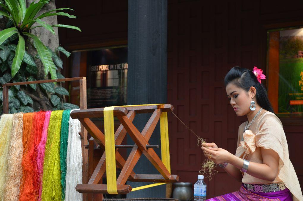 Bangkok 3 - Culture (quand même)