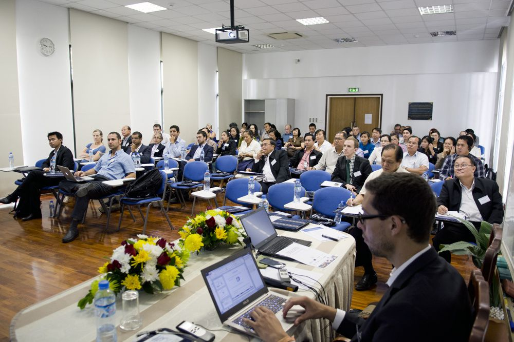 Conférence &quot&#x3B;Towards a Laboratory Network for Improved Diagnosis in Lao PDR&quot&#x3B;