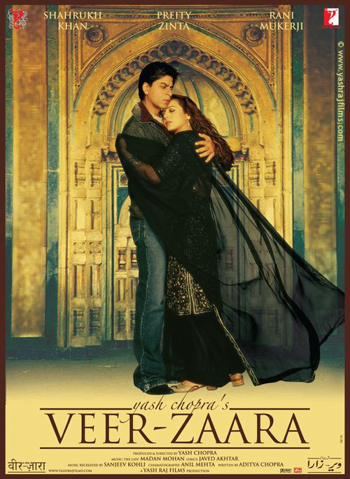 Affiche des films : << Mausam >> ( 1975 ) , << Mera Saaya >> ( 1966 ) , << Heer Raanjha >> ( 1970 ), << Veer-Zaara >> ( 2004 ), << Lamhe >> ( 1991 ), << Chandni >> ( 1989 ), << Mohabbatein >> ( 2000 ), << Silsila >> ( 1981 ), << Kabhi Kabhie >> ( 1976 ), << Jab Tak Hai Jaan >> ( 2012 ), << Yadeein >> ( 2001 ), << Dhadkan >> ( 2000 ), << Raja Rani >> ( 2013 ), << Mouna Ragam >> ( 1986 ), << Devdas >> ( 2002 ), << Hum Dil De Chuke Sanam >> ( 1999 ) & << Moonu >> ( 2012 )
