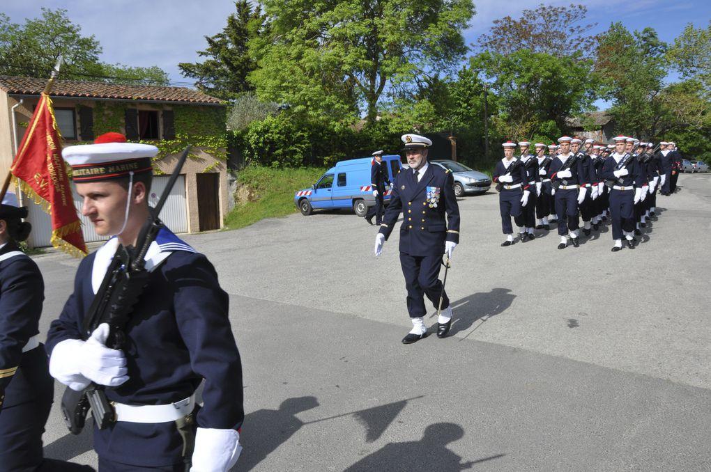 Défilé avant la cérémonie