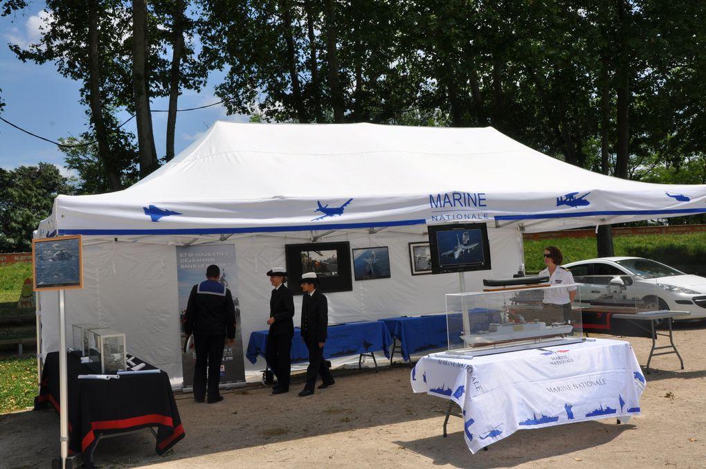 La journée du Marin à Blagnac 24 Mai 2014