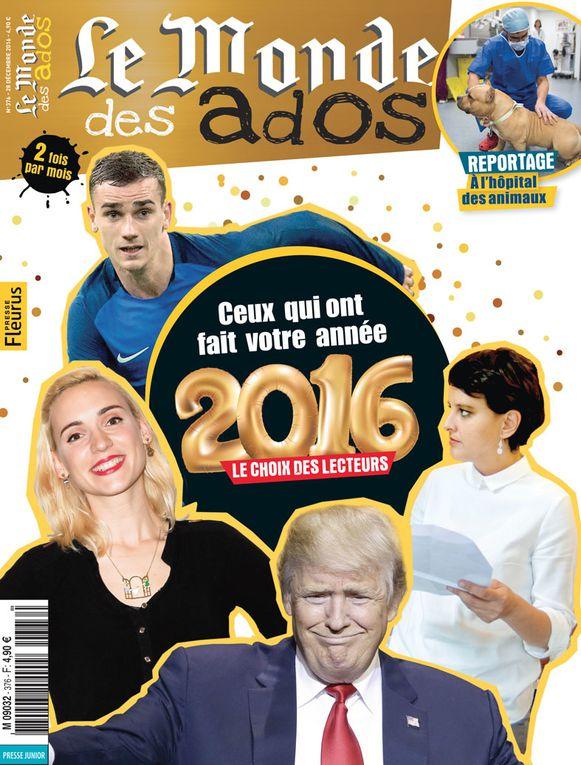 De nouveaux magazines au CDI