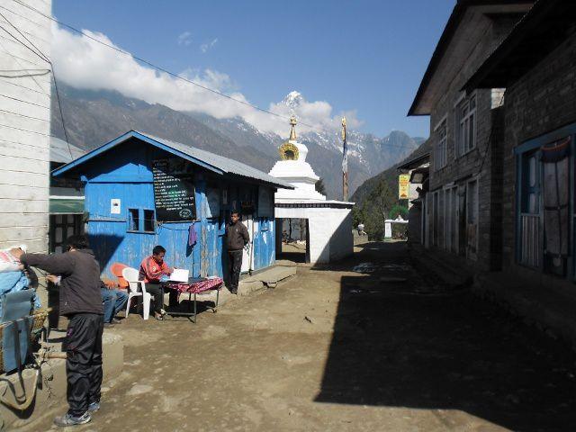 De Lukla à Namche Bazar