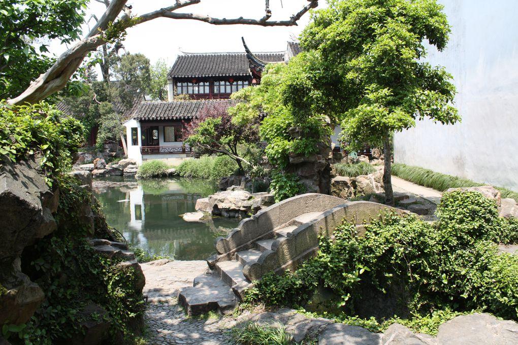 Les jardins de suzhou for Candide cultiver son jardin