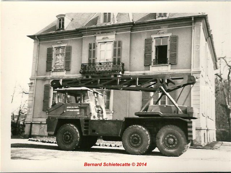 Album photos de Bernard SCHIETECATTE