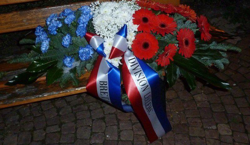 70ème Anniversaire de la Libération à ERSTEIN