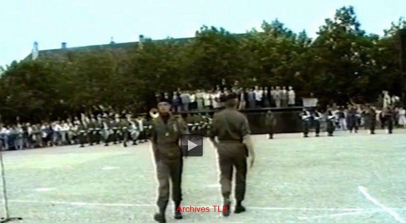 vidéo de TLB: 9ème Régiment du Génie 1991