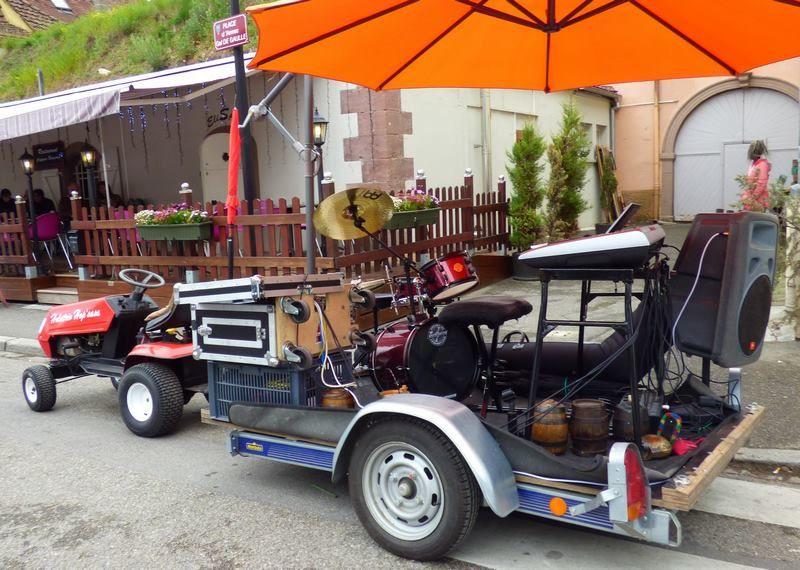 Fête du Muguet à Neuf-Brisach