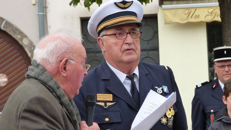 Cérémonie commémorative du 72ème anniversaire de la Victoire du 8 mai 1945 à Neuf-Brisach
