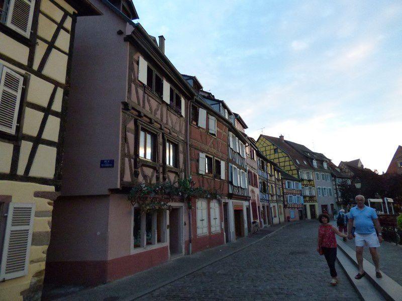 De la rue des Tanneurs au Quai de la Poissonnerie en passant par le Marché Couvert...